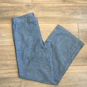 Banana Republic Chambry Wide Pants